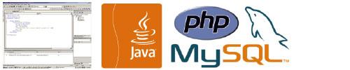 C・JAVA・PHP・MYSQLプログラマー総合育成コースイメージ